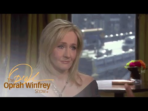 "J.K. Rowling on Her Goodbye to Harry Potter: ""It was a Bereavement"" 