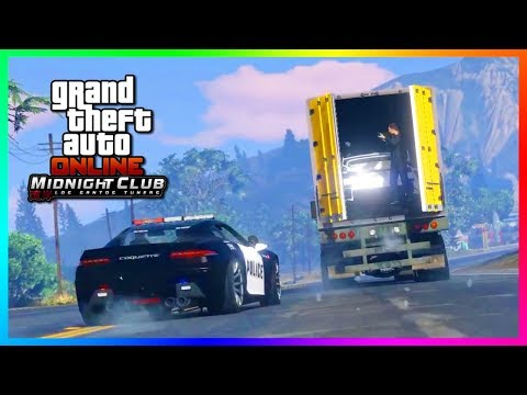 GTA Online NEW Racing Update Release Time, Official Trailer Coming Soon, DLC Content Early & MORE!