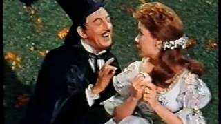 "Ray Bolger & Annette Funicello - ""Castle In Spain"""
