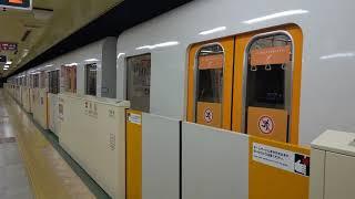 札幌市営地下鉄の試運転列車