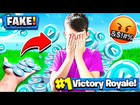 trolling-my-little-brother-w/-fake-v-bucks!-fortnite:-battle-royale-gameplay