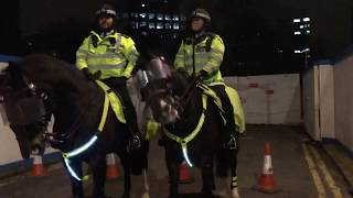 شرطة لندن  تترقب مثيري الشغب