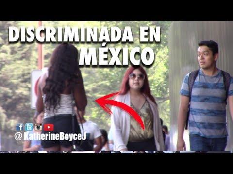 EN MÉXICO ME DISCRIMINAN POR NEGRA? - #LadyPrieta | EXPERIMENTO SOCIAL | FT. @DANIELSAAVEDRA