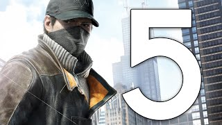 Top 5 Watch Dogs Easter Eggs