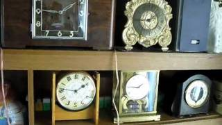 Tommy's Clock Collection, 13 Oct 2011