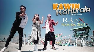 RapX ft. Nonna 3in1 - Kawin KOntrak (Official Music Video)