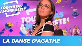 Agathe Auproux offre une danse à Maxime Guény !