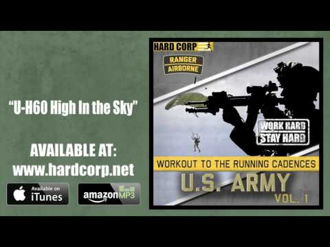 U-H60 High in the Sky (Running Cadence)