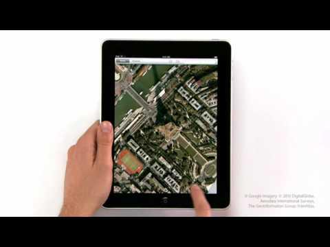 Official Apple iPad Demo
