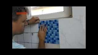 видео мозаичная плитка .ее разновидности, из каких материалов производится мозаика