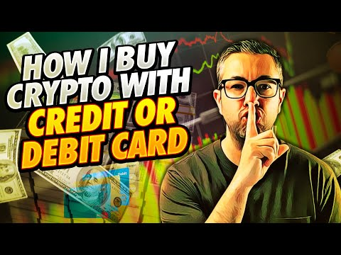 How I Buy Crypto With Credit Or Debit Card | Crypto.com Demo