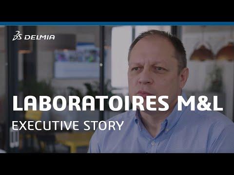 Laboratoires M&L - Executive's story
