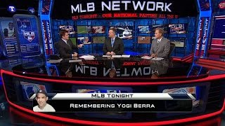 The MLB Tonight crew discusses Yogi Berra's legacy