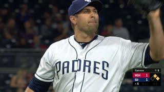 Stammen showcasing strikeout stuff in Padres' bullpen