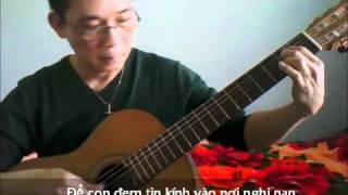 Kinh Hoa Binh - Ghi-ta solo (Suu tam)