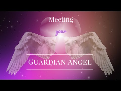 Meeting Your Guardian Angel | Guided Meditation | Angel Contact