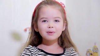 детское новогоднее видео