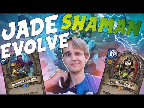 Savjz's Evolve Jade Shaman | Proviamolo dopo il nerf