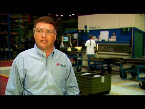 AGCO Manufacturing Overview - Hesston, KS
