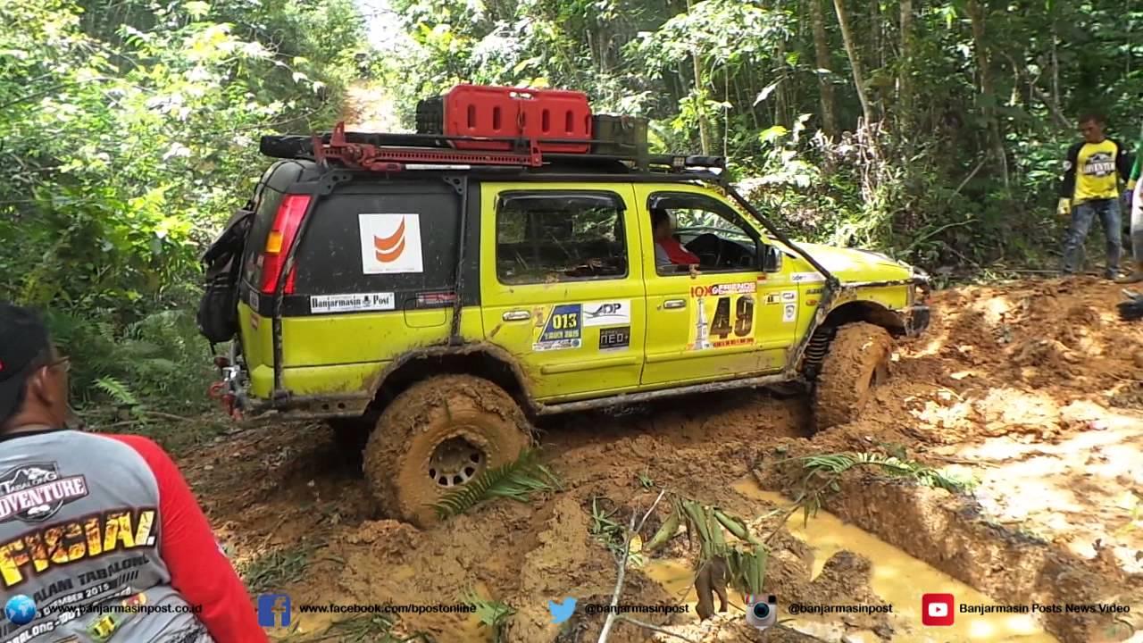 4X4 Off Road >> Tabalong Advanture Offroad 4x4 Seri Iii Jelajah Alam Tabalong