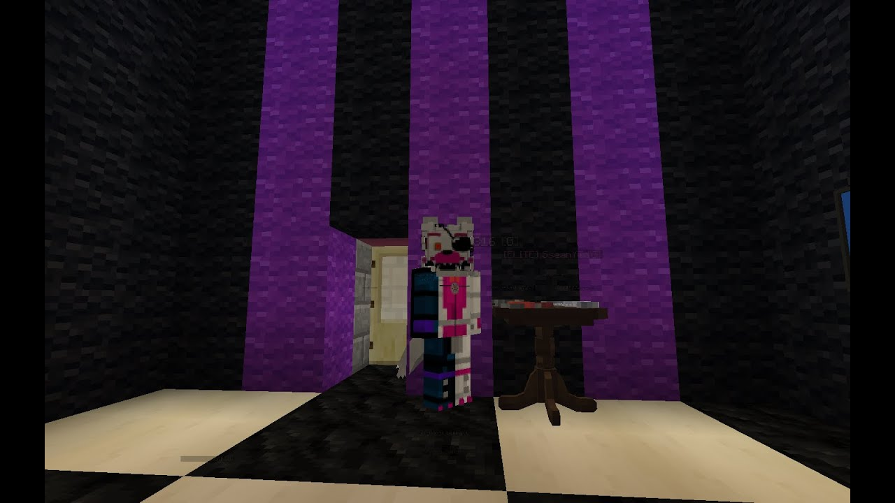 FNaF RP Season 2 Episode 1: Funtime Foxy's New Suit.
