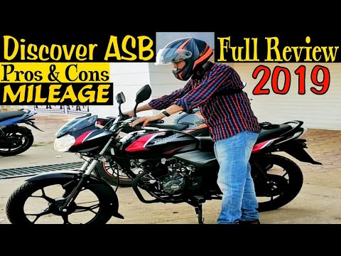 2019 Bajaj Discover 110 ASB|Full Review|Pros & Cons|Mileage|Price|MotoMad