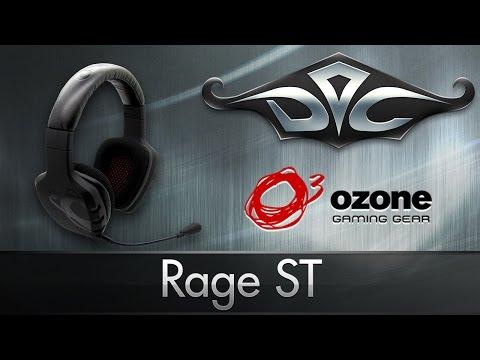Ozone Rage ST. Озоновая Ярость :D