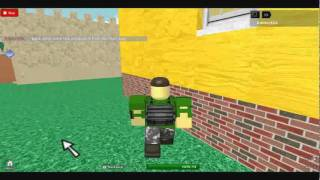 Arbiter454's ROBLOX video