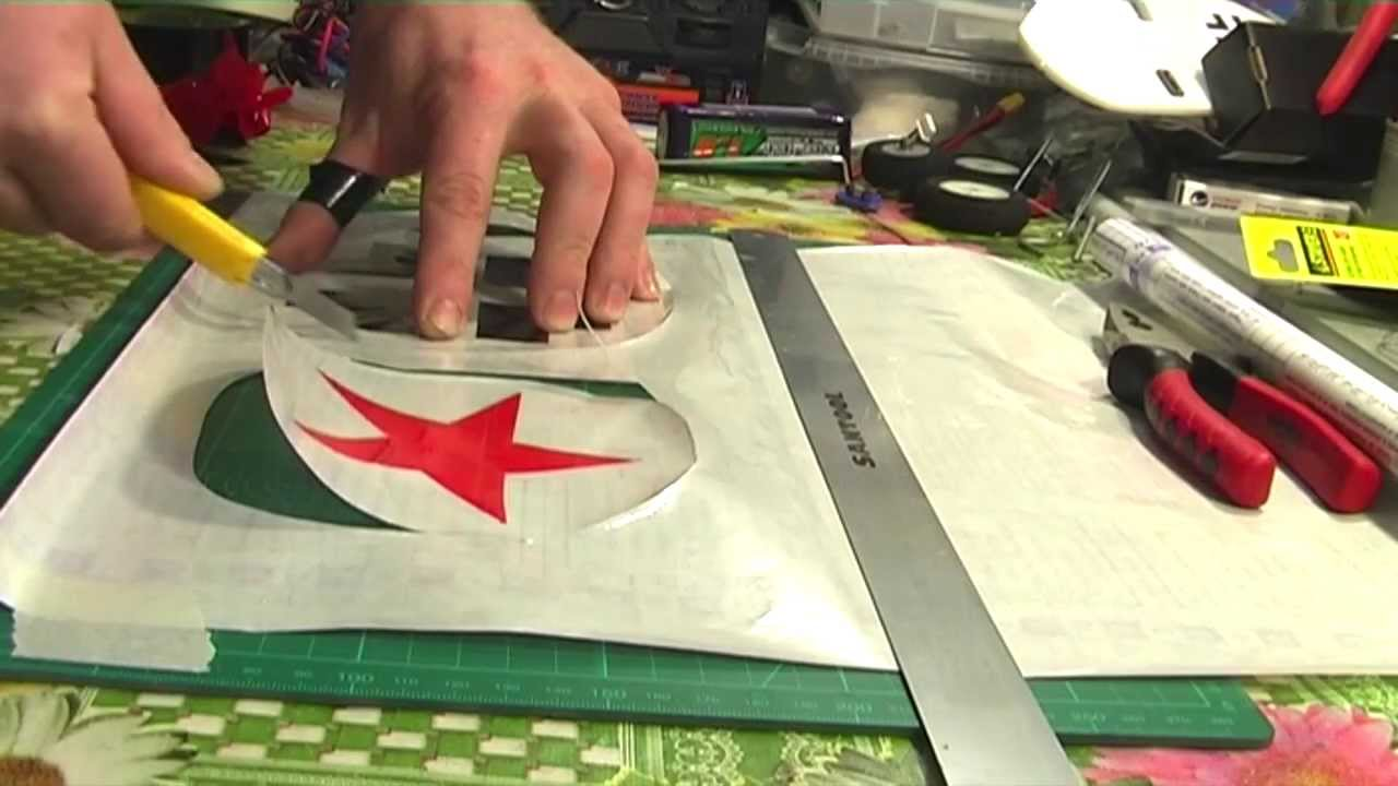 Home Made Decals YouTube - How to make homemade decals