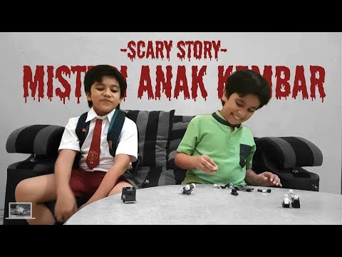 Kids Brother - Scary Story : Misteri Anak Kembar