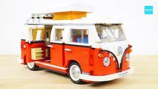 レゴ クリエイター エキスパート フォルクスワーゲン T1 キャンパーバン / LEGO Creator Expert Volkswagen T1 Camper Van 10220