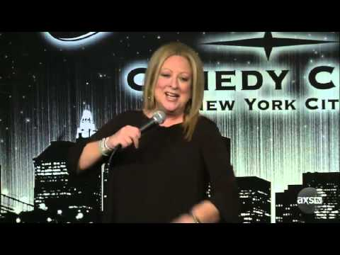 Elayne Boosler on Politics & Weight - YouTube
