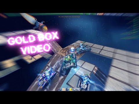 GOLD BOX VIDEO L Cosmonautics Day #2 L Tanki Online L Танки Онлайн L ЗЛП на день космонавтики