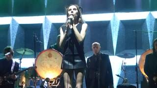 PJ Harvey  - White Chalk @ Summerstage, 2017. First performance since 2011