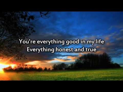 Matthew West - You are Everything - Instrumental with lyrics