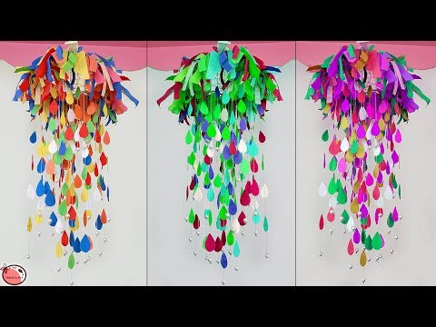 WOW !!! New .. Best Out Of Waste Idea 2019    DIY Wall Hanging Making From Waste Shopping Bags