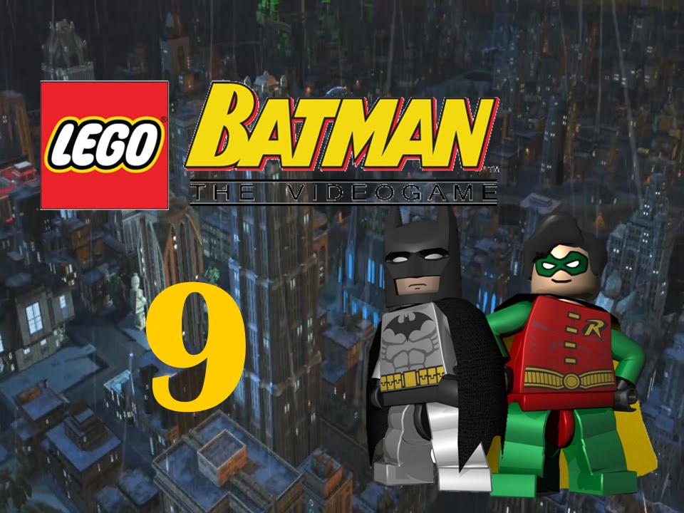 Let's Play! Lego Batman: The Video Game- Part 9: Zoo's ...
