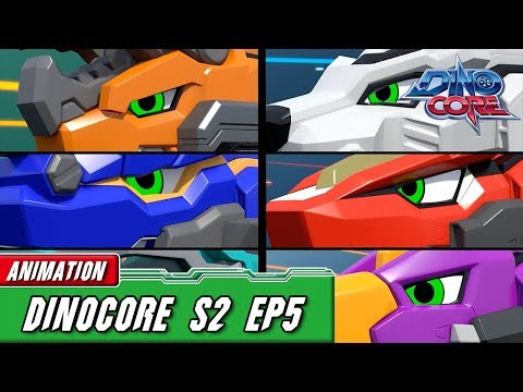 [DinoCore] Official | S02 EP05 | Best Animation for Kids | TUBA n