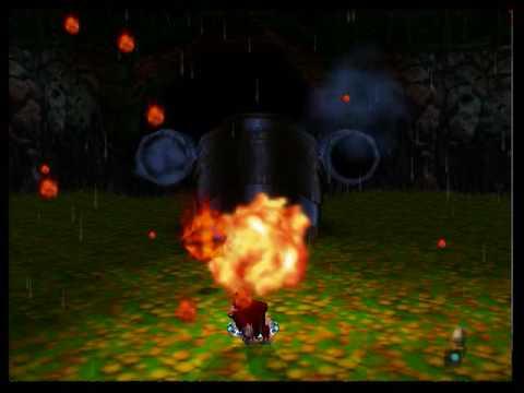 Donkey Kong 64 Boss #1-Army Dillo - YouTube  Donkey Kong 64 ...