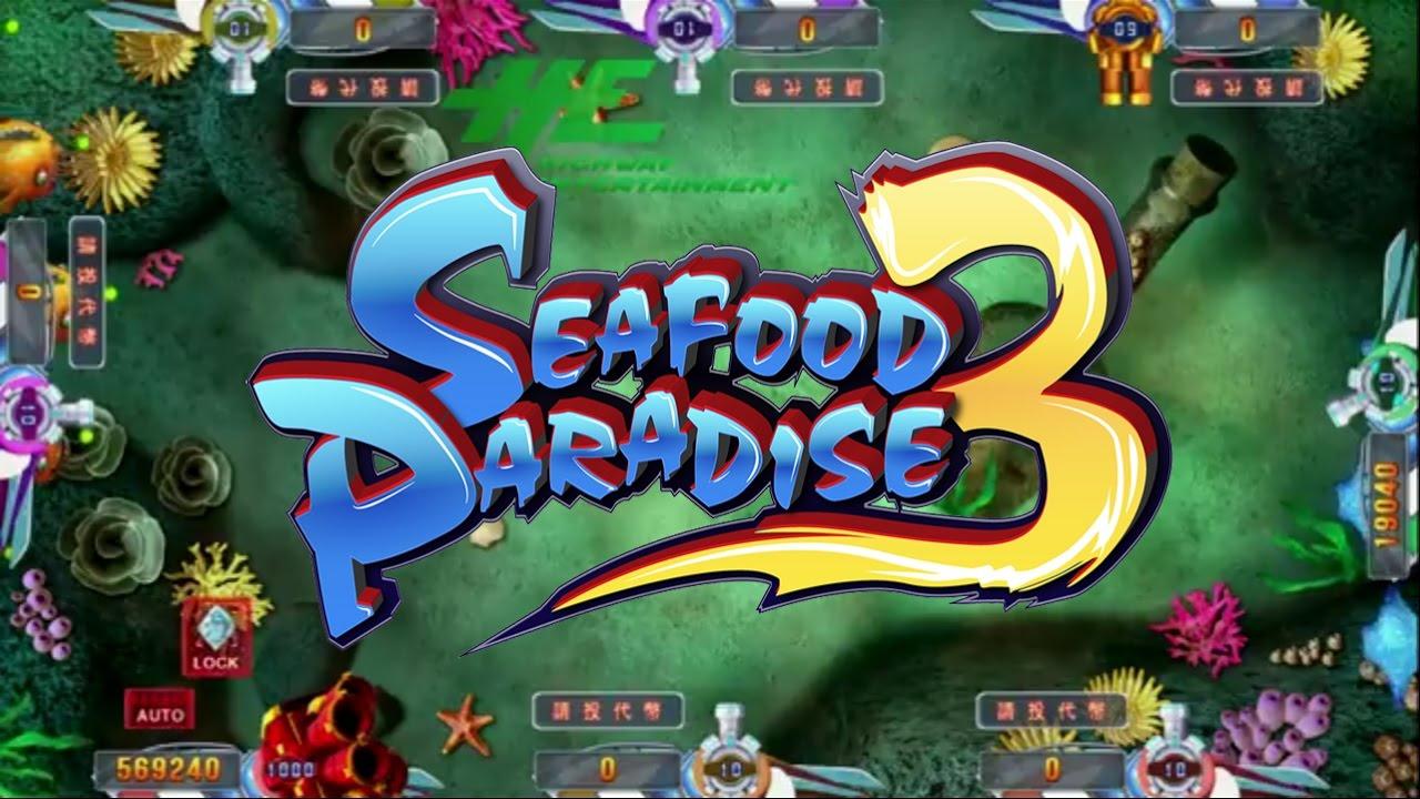 Seafood Paradise 3 Gameplay - Fish ...