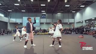 Berliner Streetdance Meisterschaft 2018 / Flipsquad by TR Studios
