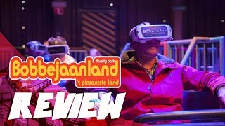 Review Virtual Rollercoaster @ Bobbejaanland, Lichtaart België
