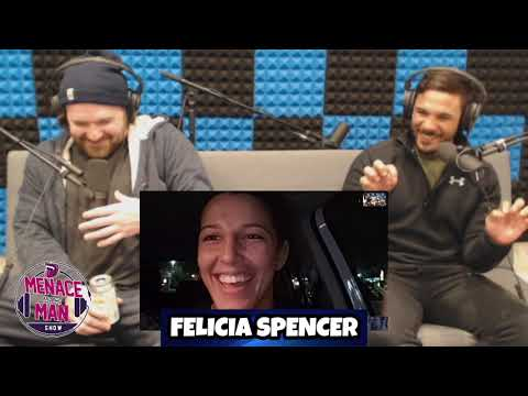Episode 67 with Felicia Spencer, Hector Lombard and Katlyn Chookagian & Kyle Cerminara in studio.