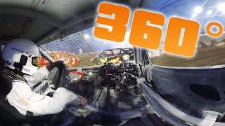 AUTO CRASH mit 360 GRAD KAMERA!