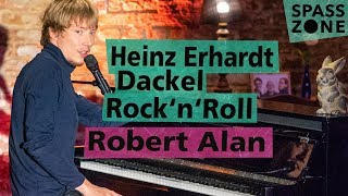 Robert Alan: Tribute to Heinz Erhardt