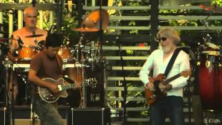 String Cheese Incident - Electric Forest 2012 - Lets Go Outside