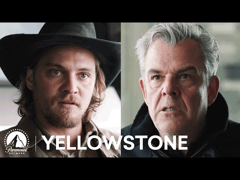 Wednesday's 'Yellowstone' Shows an Explosive Argument Between Kayce Dutton and Dan Jenkins