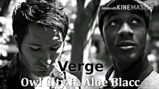 owl city verge ft aloe blacc audio