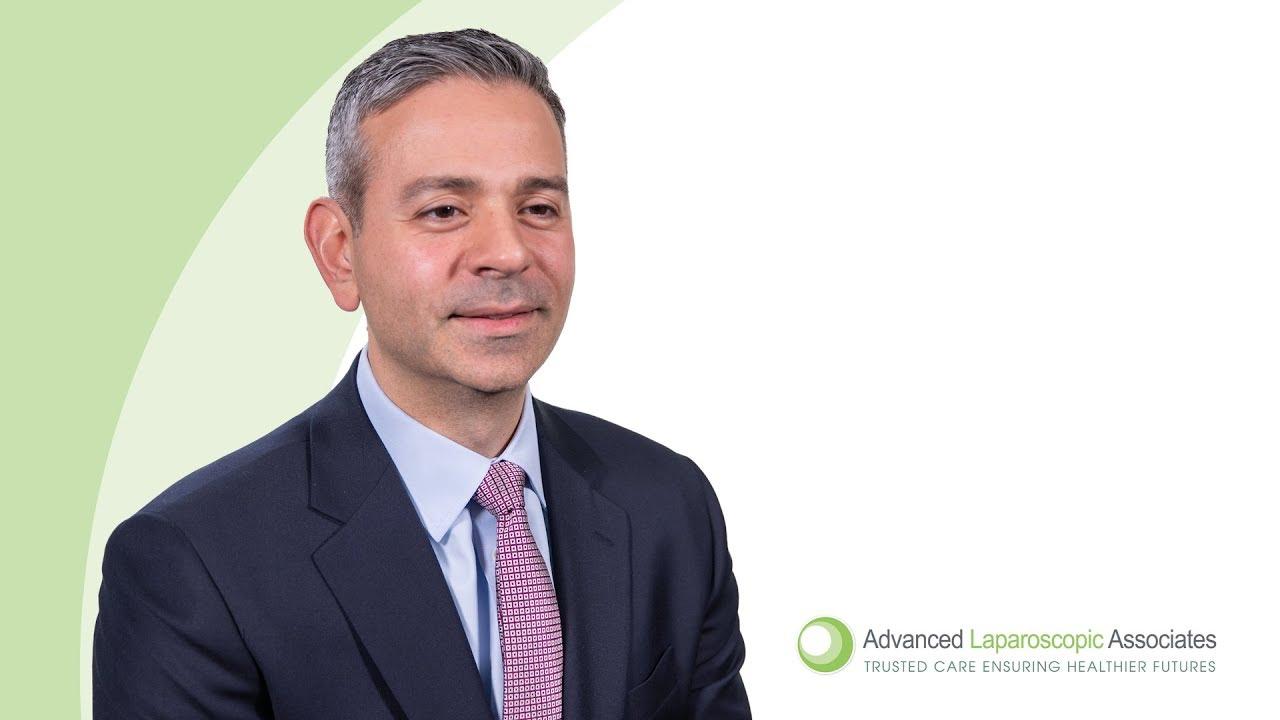 Sebastian R  Eid, MD, FACS - Advanced Laparoscopic Associates