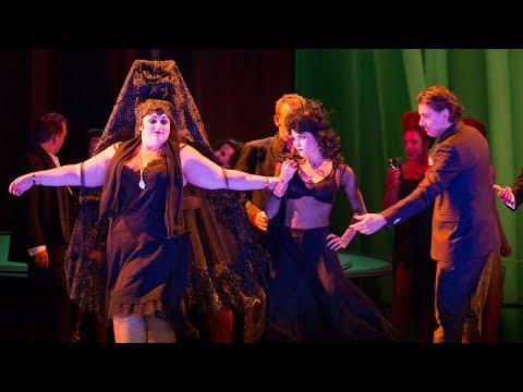 La traviata: 'Coro di Mattadori Spagnuoli' ('Chorus of Spanish Matadors') - Glyndebourne
